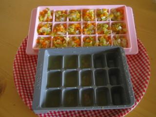 下ごしらえ(ベース野菜・野菜スープ)