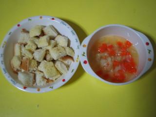 ポトフ&チーズトースト