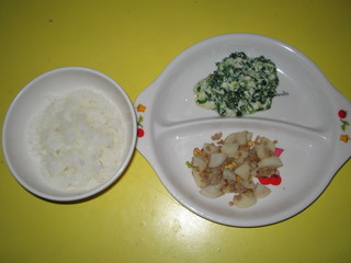 味噌煮&白和え