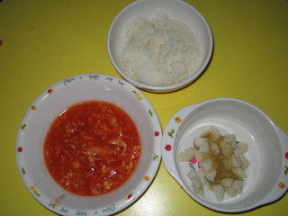 トマト煮込み&あんかけ