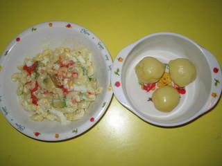 マカロニ&チーズ焼き